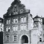 Luitpoldhaus bis 1945 ((c) Pressesseite Naturhistorisches Museum Nürnberg)