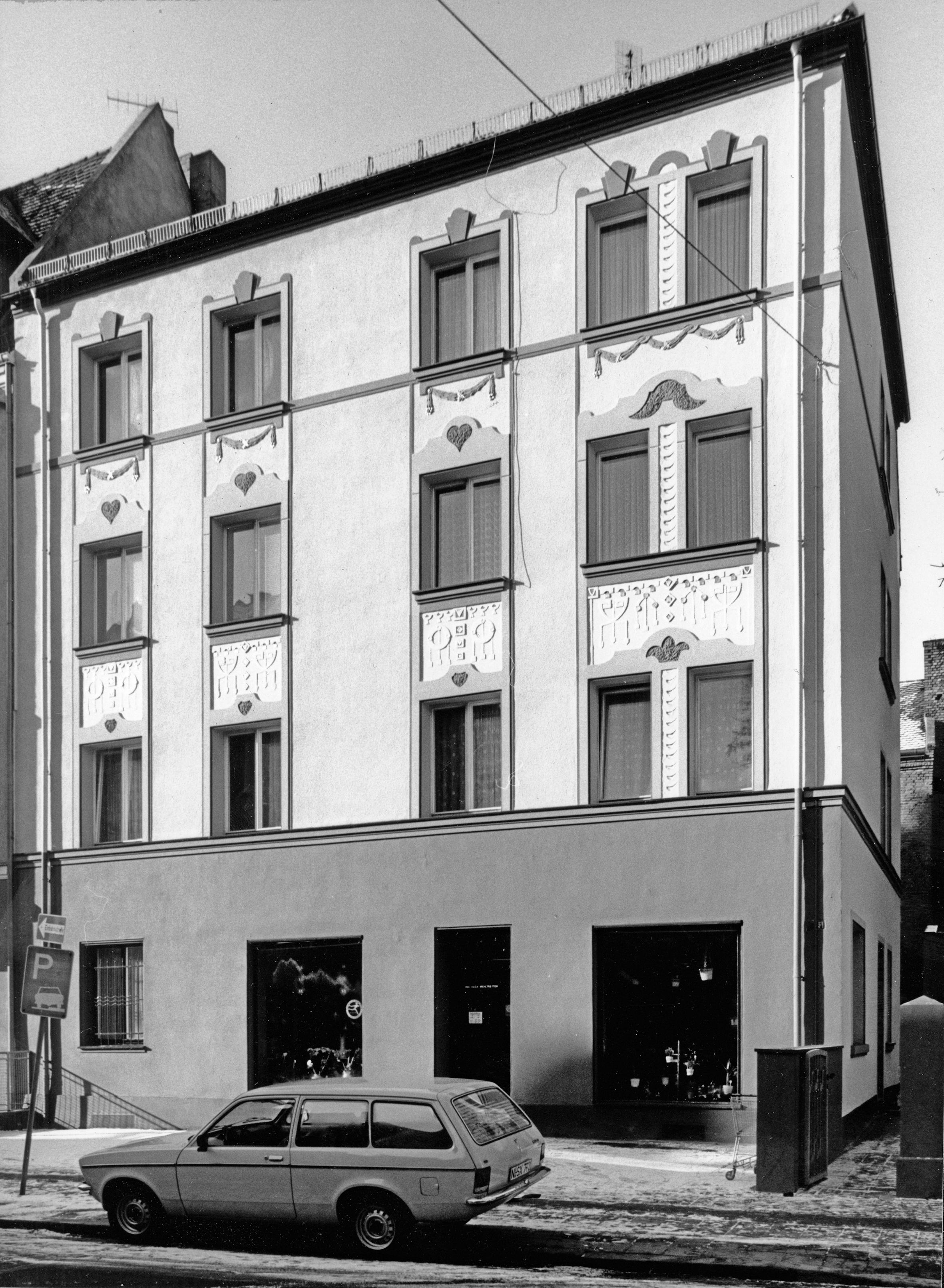 Bismarckstraße Nürnberg schoppershofstraße 51 stadtbild initiative nürnberg