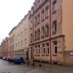 Blick in die Werderstraße (© S. Gulden, 2016)